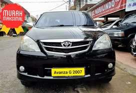 Toyota AVANZA G 2007 Matic