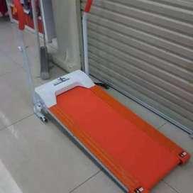 Treadmill Elektrik 1 Fungsi Exider Orange