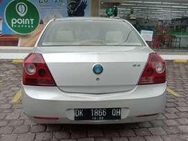 Sedan Gelly MK  silver