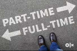 18+ AGE WANT PART TIME OR FULL TIME WORK THEN CONTACT US