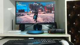 """Samsung Curved 24"""" 144hz 1ms Full HD Gaming Monitor with Warranty"""