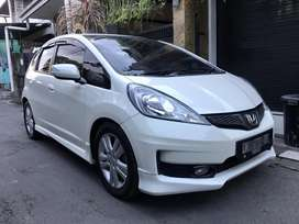 Jazz RS 2012 istimewa