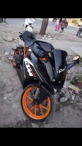 KTM rs 200
