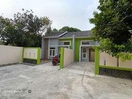 Rumah take over Setu Bekasi lokasi pinggir jalan .rumah siap huni 45jt