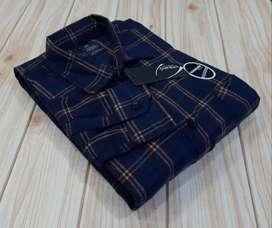 Kemeja Flannel Classic Original (Real Pict)