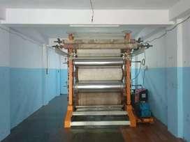 Mill deko machine