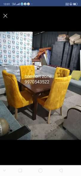 Dining table and wooden sofa manufacturer