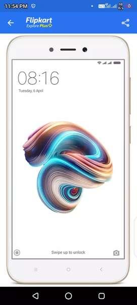 Redmi 5a phone