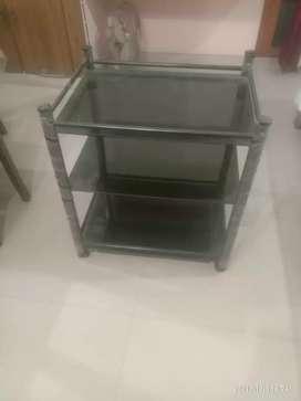 Glass TV Trally