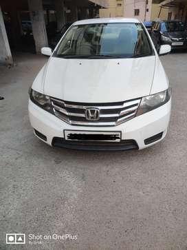 Honda City i-VTEC CVT VX, 2013, Petrol