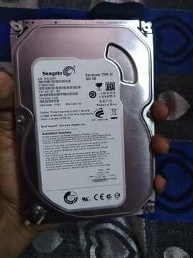 Seagate Harddisk 500GB