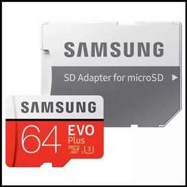 Samsung MicroSD 64GB EVO Plus 100MB/s