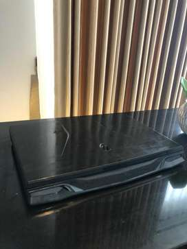 Alienware M14X - R2 (1st user Gaming Notebook)