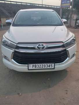 Toyota Innova Crysta 2019 Diesel Well Maintained
