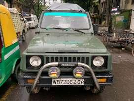 Maruti Suzuki Gypsy King HT BS-III, 1997, Petrol