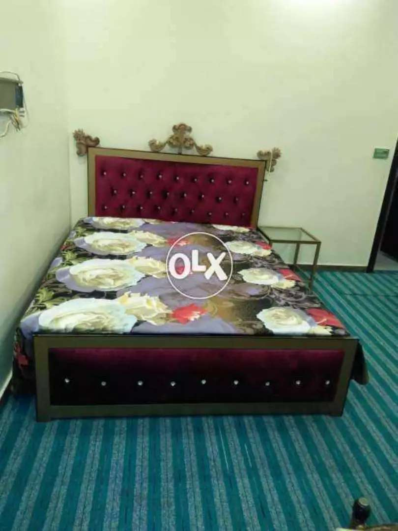 furnished portion available for rent at 6 number 0