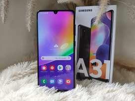 Samsung A 31 Ram 6 Gb Rom 128 Gb