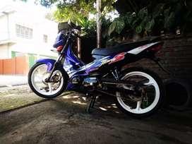 Yamaha tiara CBU