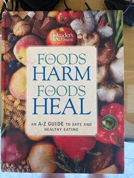 Food harms food heals