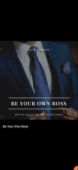 Great Opportunity to Became Your Own Boss With Time Freedom