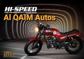 2021 HIGH  SPEED INFINITY 150 AL QAAIM AUTOS