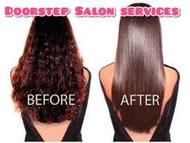Doorstep Salon services