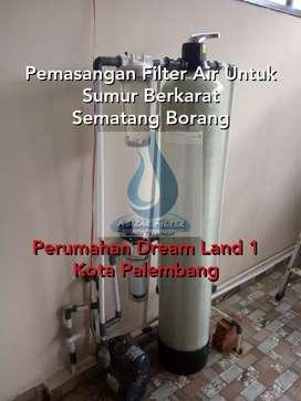 Filter Air - Penyaring Air - Penjernih Air Berkarat Kuning & Berbau
