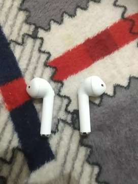 I Pod i7 tws twin true wireless earbuds v4.2+der