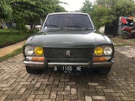 Peugeot 504 A/T Th 1976