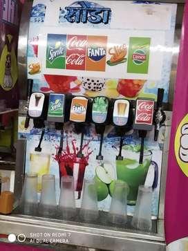 Soda machine 6+2
