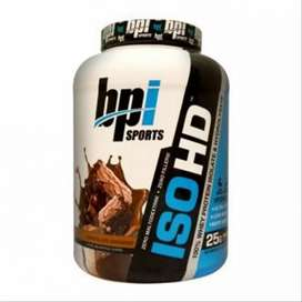 Whey protein ISOLATE BPI ISO HD