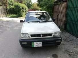 Suzuki Mehran   Good & almost original condition
