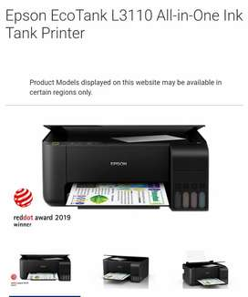 Epson L3110 All in One