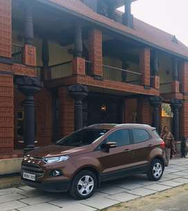 Ford Ecosport 2016 Petrol 28000 Km Driven in very good condition