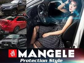 CEPAT Sticker Wrapping Mobil Premium Stiker Pro Mewah Semangat Rezeki