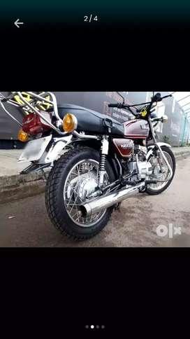 Yamaha Rx100 2stock