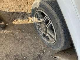 """Bolero thar alloy wheels 16"""""""