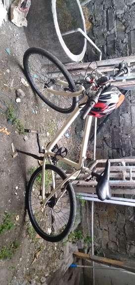 "Sepedah wim cycle ukuran 26"""