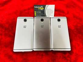 One Plus 3T, 6gb Ram, 64gb Internal, Scrathless Condition,