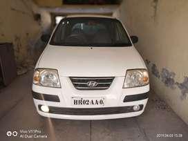 Hyundai santro in very good condition