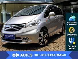 [OLXAutos] Honda Freed 1.5 S Bensin  A/T 2012 Silver