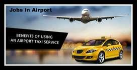 Hiring in airport ground staff