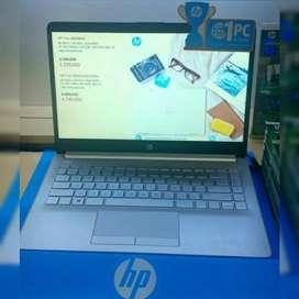 Laptop HP 14s DK088AX Kredit Tercepat Dan Expres Gan Sist