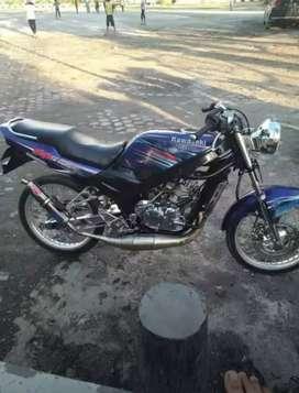 Ninja R 150 Modifikasih