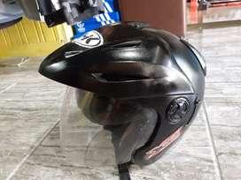 helm nhk double visor