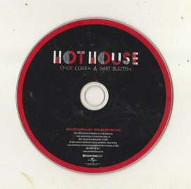 "CD Hot House ""Chick Corea & Gary Burton"""