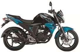 Yamaha FZ S FI 2015 model