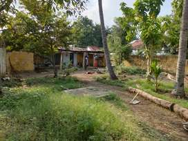 Old House with ample space and trees near Athipalayam (Idigarai)