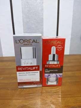 L'Oreal Paris Revitalift Serum Radiance Booster Kit