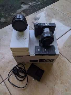 Canon Eos M3 + Bonus